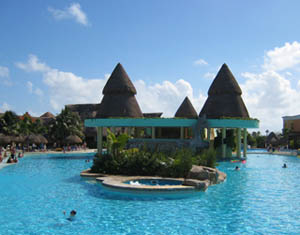 Hoteles en Chichen Itza