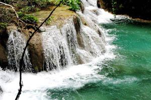 Cascadas Mágicas de Copalitilla