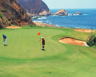golf en Manzanillo