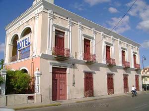 Hoteles en Merida