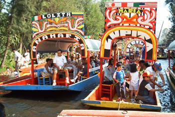 Visita Xochimilco