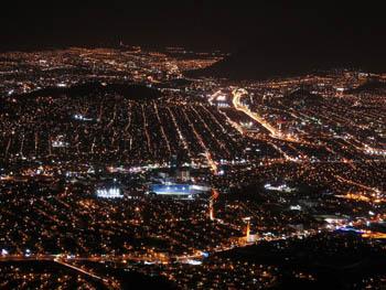 Ruta turística en Monterrey