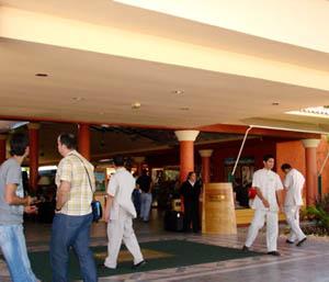 Hoteles en Puerto Aventuras