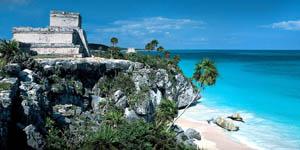 Playas de Puerto Aventuras