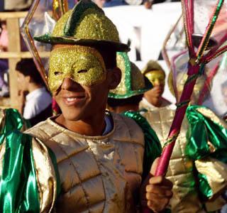 Fiestas y tradiciones en Puerto Escondido