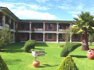 Hoteles en San Cristobal de las Casas