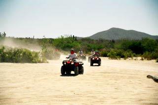 ATV Tour - East Cape -