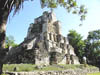 The archaeological ruins of Tulum