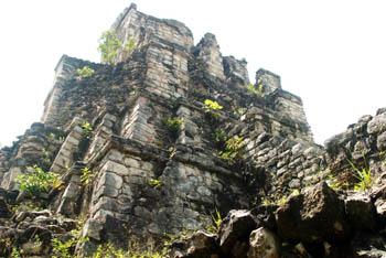 Zona arqueológica de Muyil