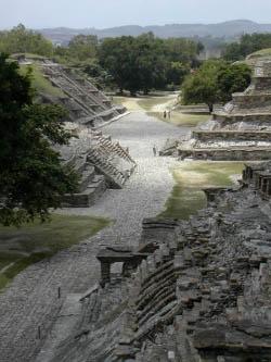 Zonas arqueológicas de Veracruz