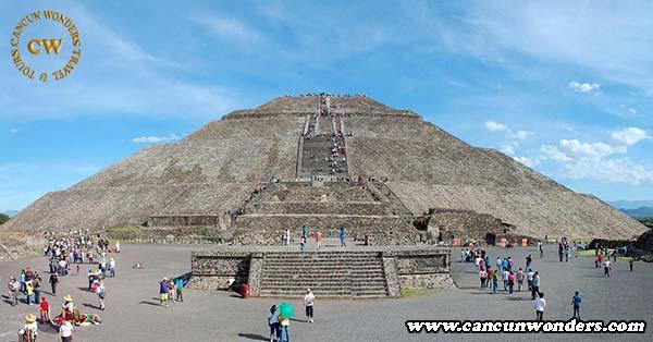 Hoteles en Teotihuacan