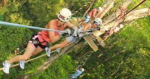 actividades al aire libre que Cancún