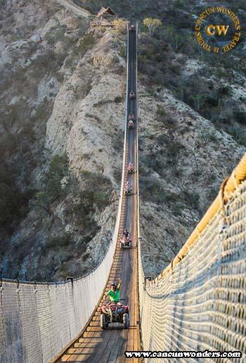 Puente Los Cabos Canyon Bridge