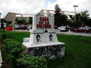casa de cultura cancun