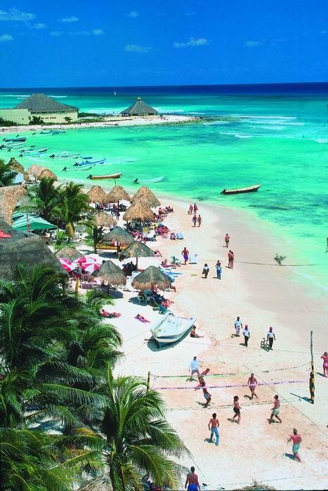 Visita Playa del Carmen y más
