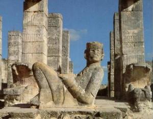 templo maya de chichen itza