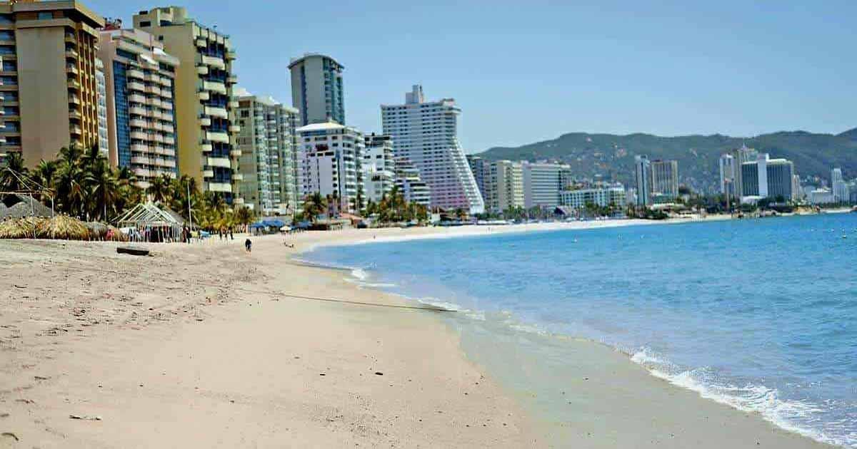 El puerto de Acapulco