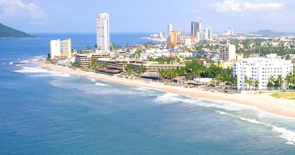 Hoteles en Mazatlán Zona Dorada
