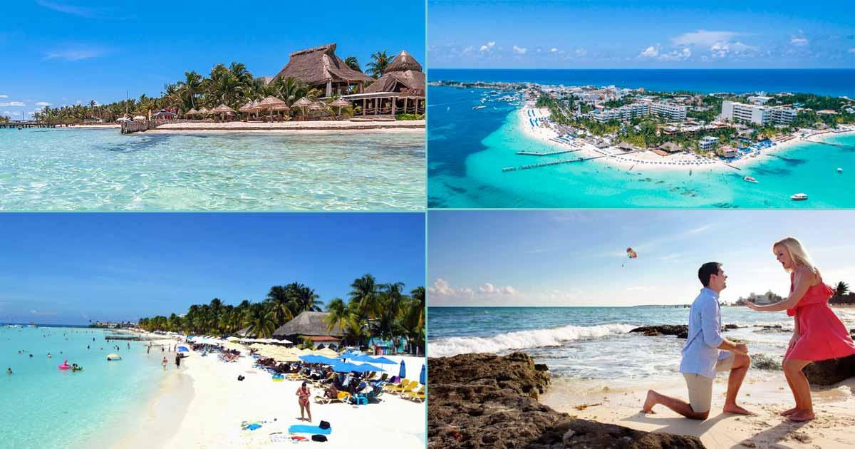 Visita Isla Mujeres un tesoro del caribe