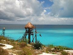 Isla Mujeres Landscape